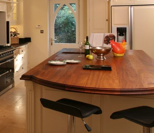 Kitchen Worktops Made To Measure Wooden Worksurfaces